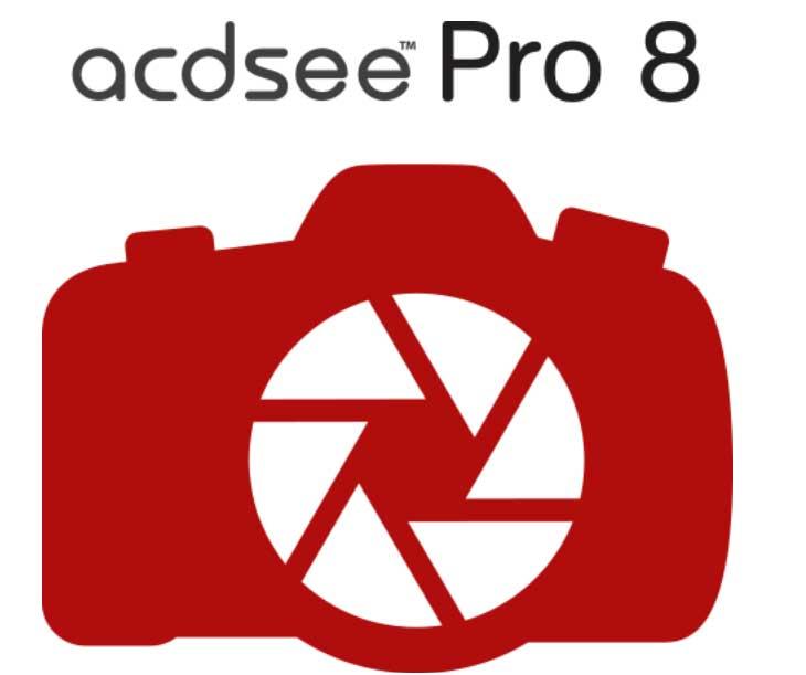 ACDSee Pro 8 képszerkesztő program