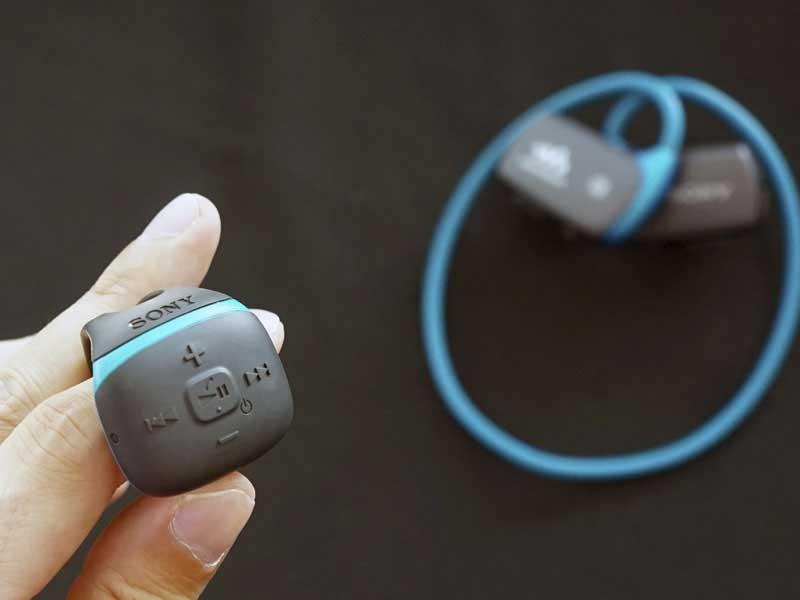 Sony NW-WS615 vízálló fülhallgató