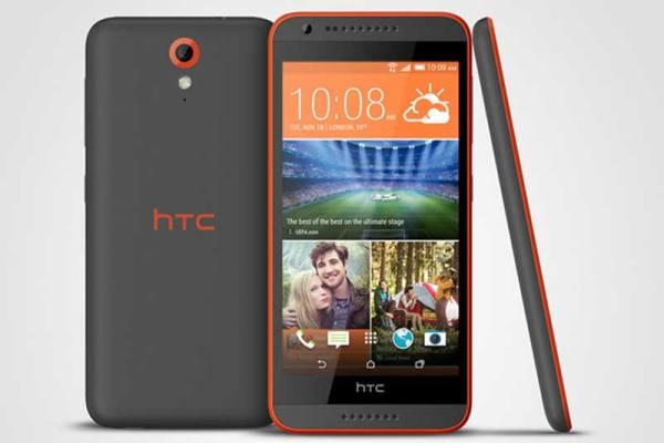 HTC Desire 620: nagy kijelző, nyomott ár