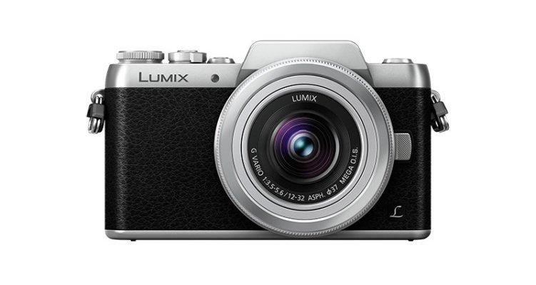 panasonic, lumix gf7, digitális, fényképezőgép