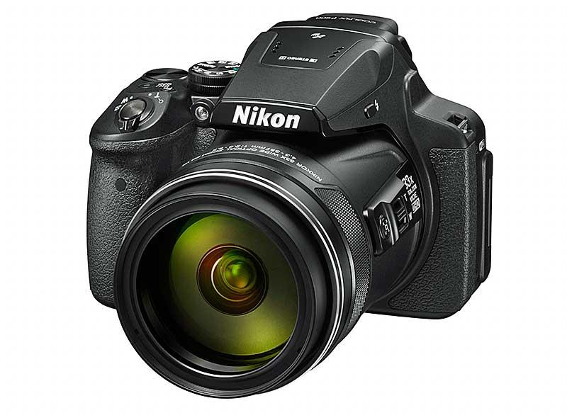 A Coolpix P900 digitális fényképezőgép