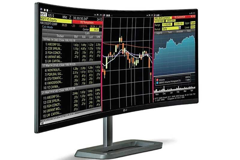 Dupla képpont az LG ívelt UltraWide monitor jellemzője