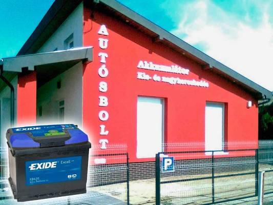Autó akkumulátor webáruház Debrecen