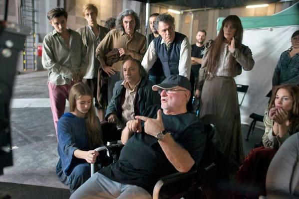 A Vándorszínészek lesz Sándor Pál új filmje – a forgatáson