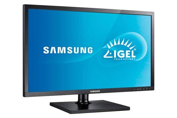 A Samsung és az IGEL Technology megalkotta a jövő virtuális munkahelyét