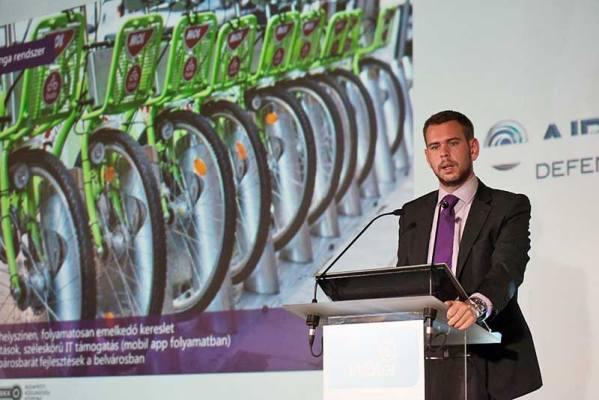 Már több mint 100 helyen elérhető a Mol Bubi kerékpár