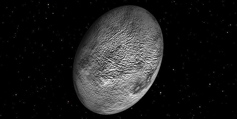 Gyűrűt fedeztek fel a Haumea törpebolygó körül magyar tudósok segédkezésével