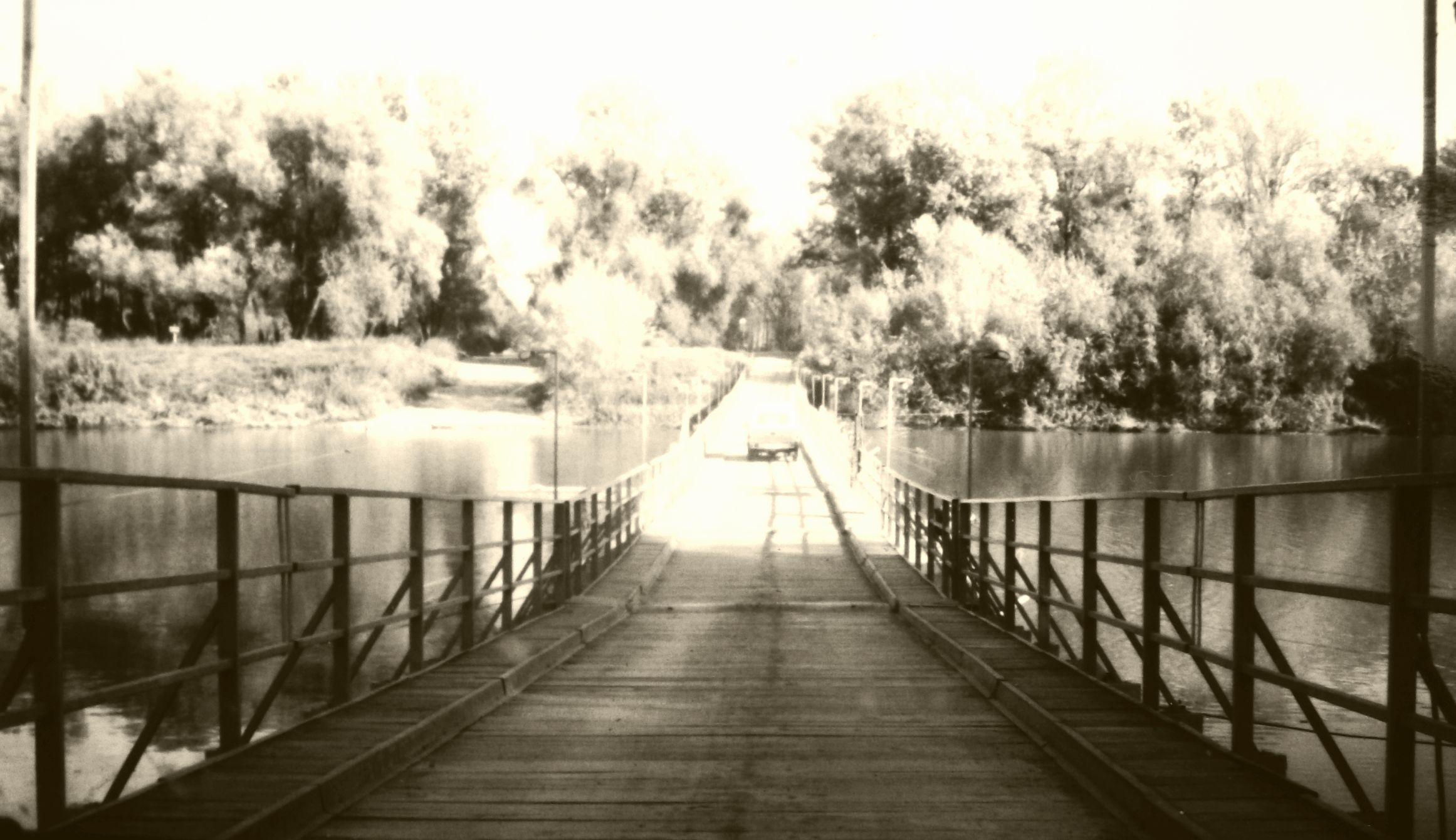 Korszerűbb lesz a százharminc éves Kiskörei Tisza-híd
