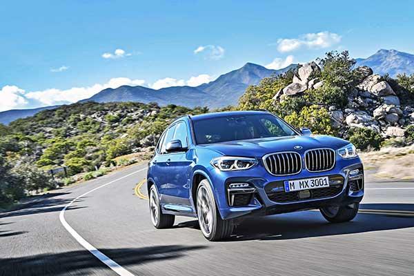 Új modelleket és innovációkat vezet be 2018 nyarán a BMW