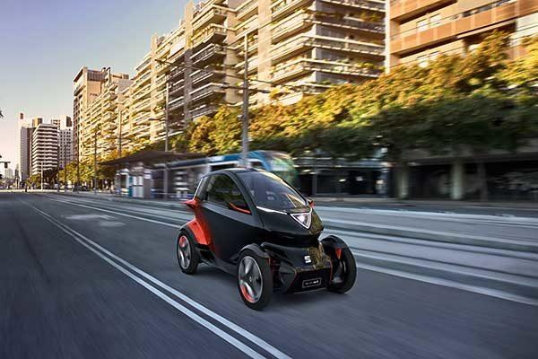 Seat Minimó: A települési mobilitás jövőképe