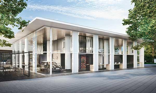 München szívében nyílik meg a MINI Pavillon