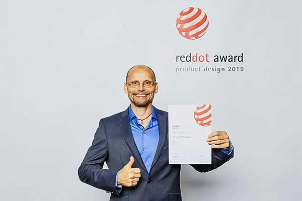 Nyolc magyar tervező nyert idén Red Dot díjat