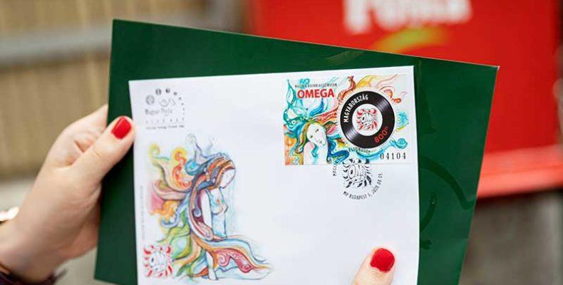 Magyar rockklasszikusokról indult bélyegsorozat