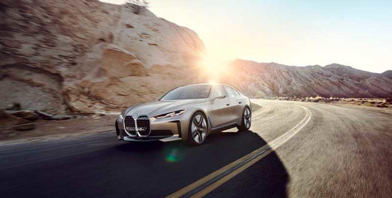 A BMW Group müncheni gyára készen áll a BMW i4 érkezésére