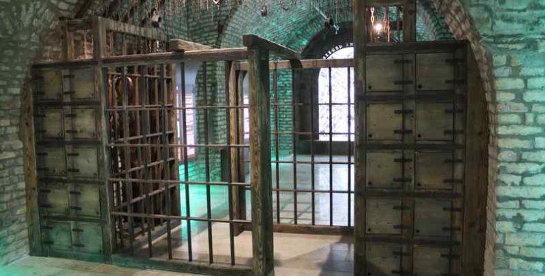 Történeti látványtárat formálnak ki a szegedi Vármúzeumban